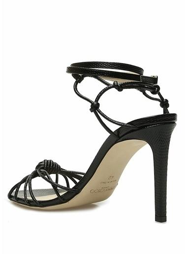 Jimmy Choo Sandalet Siyah